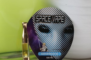 01- Cartridge (THC:92.20%): SKYWALKER  image
