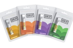 Drip Vape Cartridge: GMO image