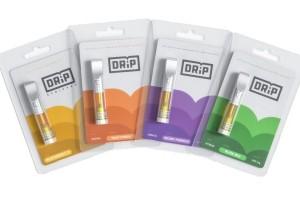 Drip Vape Cartridge: GMO image