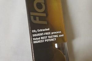 FlavRX Premium CO2 Cartridge Indica  image