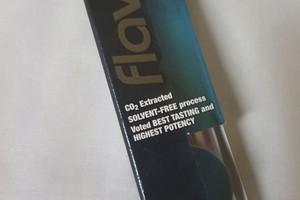 FlavRX Premium CO2 Cartridge Sativa image