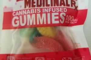 100mg Gummies Sativa image