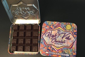 400 MG Belgian Dark Chocolate image