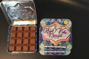 400 MG Belgian Milk Chocolate image