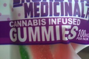 Broadway Medicinal 100MG Watermelon Slices image