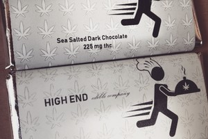Cookies and Cream Bars image