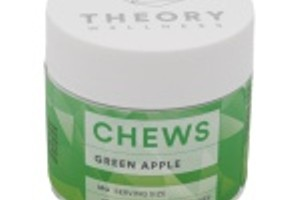 Green Apple Chews: THC (5-Pack) image