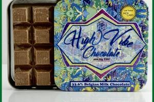 High Vibe Caramel Milk Chocolate 400mg image