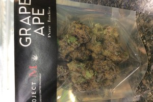 Grape Ape Marijuana Strain product image