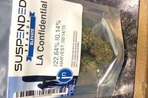 LA Confidential Marijuana Strain product image