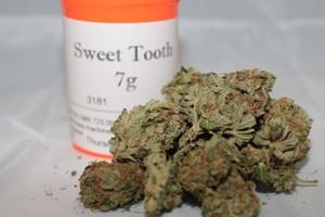 Sweet Tooth Marijuana Strain product image