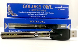 Golden Owl Battery & Charger image