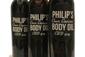 Body Oil: CBD (Regular Strength) image