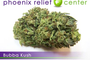 Bubba Kush Marijuana Strain image