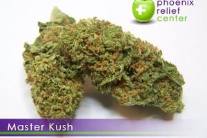 Master Kush Marijuana Strain image