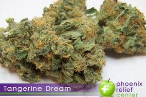 Tangerine Dream Marijuana Strain image