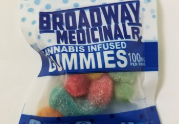 100mg Hybrid Gummies image
