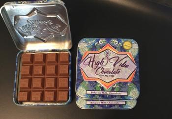 400 MG Belgian Milk Chocolate image