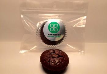 AGL Brownie Cupcake image
