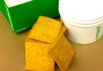 Curaleaf T10 Himalayan Sea Salt Cracker - 10 pack image