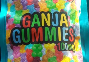 Ganja Gummies 100MG image