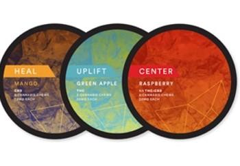 Gummy Chews: Raspberry 1:1 (10 Pack) image