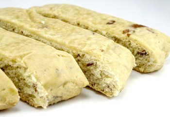 Sally's Delectables Almond Biscotti image