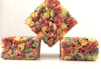 Sally's Delectables Fruity Squares image