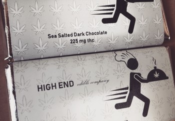 Sea Salt Dark Chocolate Bars image