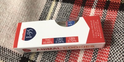 Animal Cookies 1.0 Cartridge (I-95 Brand)