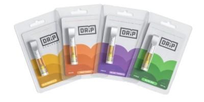 Drip Vape Cartridge: GMO