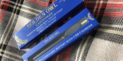 Golden Owl Brand Pen and Charger Kit 510 Universal Threads