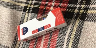 Green Crack 1.0 Cartridge (I-95 Brand)