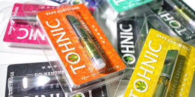 Tohnic Full Gram Vape Cartridges