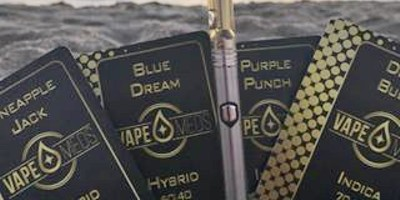 Vape Meds Half Gram Vape Cartridges