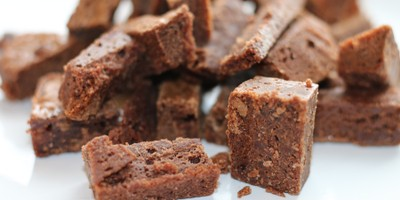 01- (Bite Size)- Brownie Bites ( 35-40mg) (per bag)