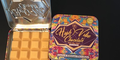 400 MG Passion Fruit Chocolate