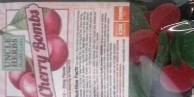 Cherry Bombs 250mg