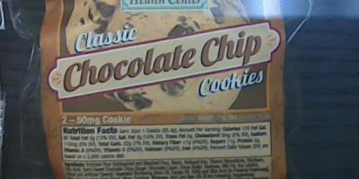 Chocolate Chip 100mg