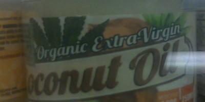 Coconut Oil 250mg