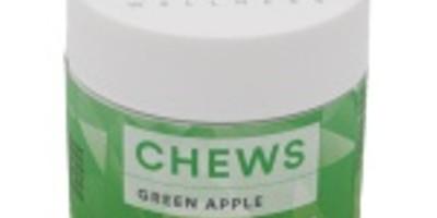 Green Apple Chews: THC (5-Pack)