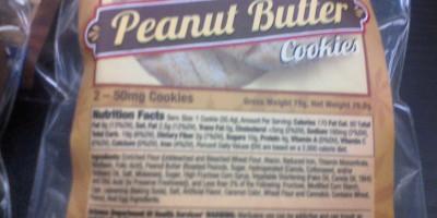 Peanut Butter 100mg