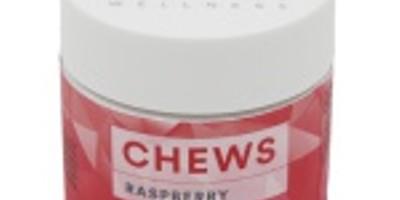 Raspberry Chews: THC (10-Pack)