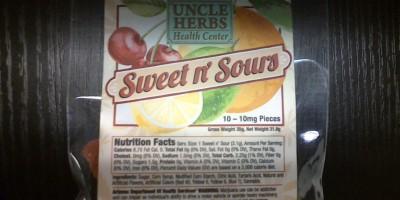Sweet n Sours 100mg