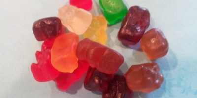 Sweets and Giggles 250mg Gummy Bears
