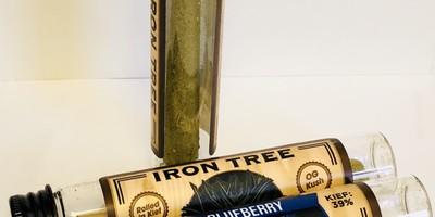 Iron Trees Premium Pre Rolls