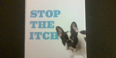 Large Dog Stop the Itch CBD Dog Treats