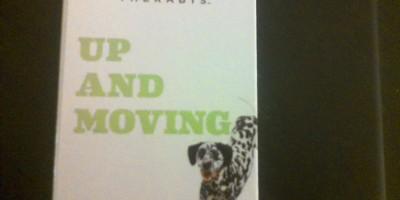 Medium Dog Up & Moving CBD Dog treats 5pack