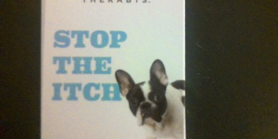 Small Dog Stop the Itch CBD Treats 5pack