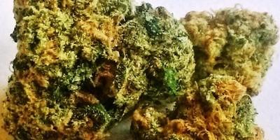 Organic green crack